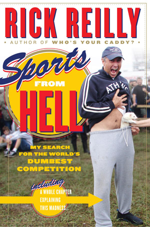 Sports from HELL book
